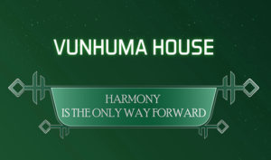 VUNHUMA HOUSE Benyond The Void