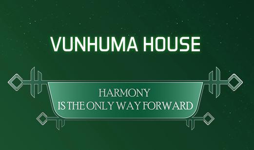 VUNHUMA HOUSE Benyond The Void