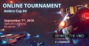 ONLINE TOURNAMENT 1