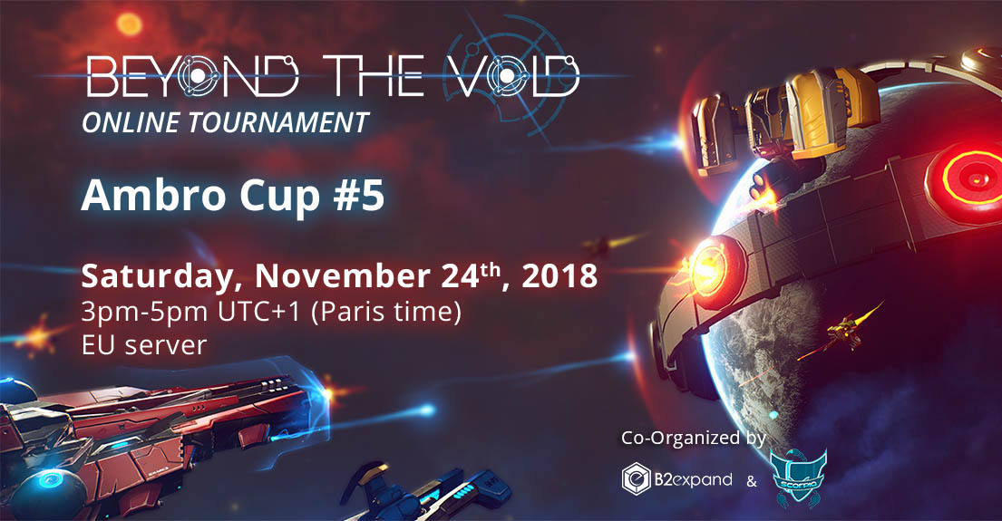 Beyond the void tournament Ambro cup 5