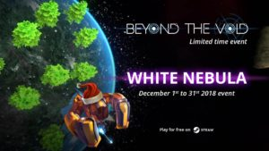 Winter Event Beyond the Void 2018